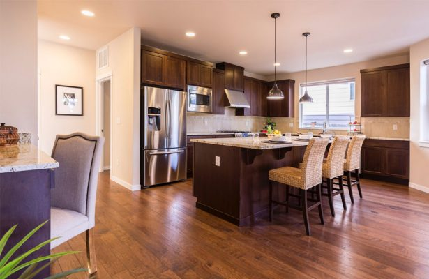 Air conditioning kitchens
